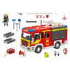5363 Fire Engine with Lights and Sound - Little Baby Singapore - 3