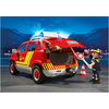 5364 Fire Chief´s Car with Lights and Sound - Little Baby Singapore - 5