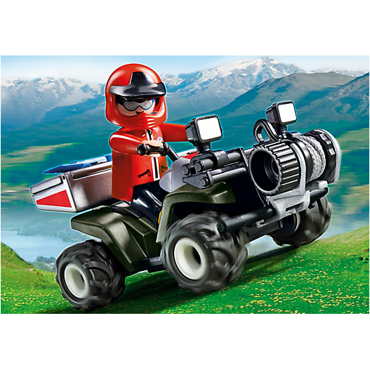 5429 Mountain Rescue Quad - Little Baby
