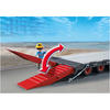 5467 Heavy Duty Flatbed Trailer - Little Baby Singapore - 5