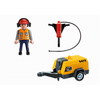 5472 Construction Worker with Jack Hammer - Little Baby Singapore - 3