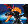 5482 Giant Battle Dragon with LED Fire - Little Baby
