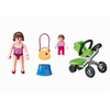 5491 Mother with Infant Stroller - Little Baby Singapore - 3