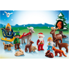 5497 1.2.3 Advent Calendar 'Christmas in the Forest' - Little Baby
