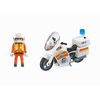 5544 Emergency Motorcycle with Light - Little Baby
