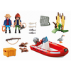 5559 Inflatable Boat with Explorers (Pre Order) - Little Baby