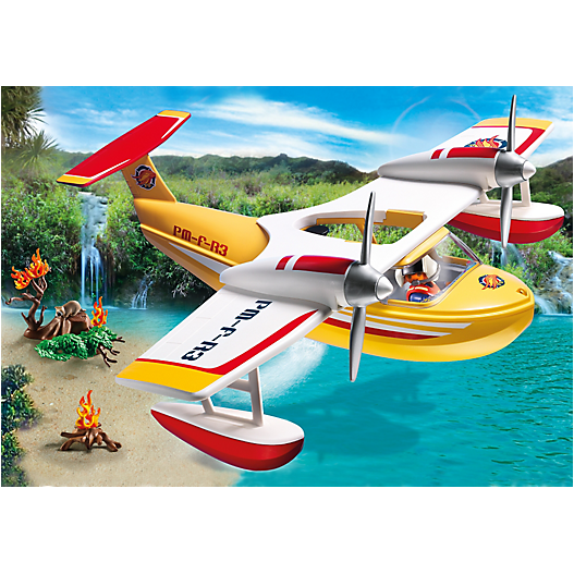5560 Firefighting Seaplane (Pre Order) - Little Baby