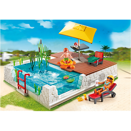 5575 Swimming Pool with Terrace - Little Baby