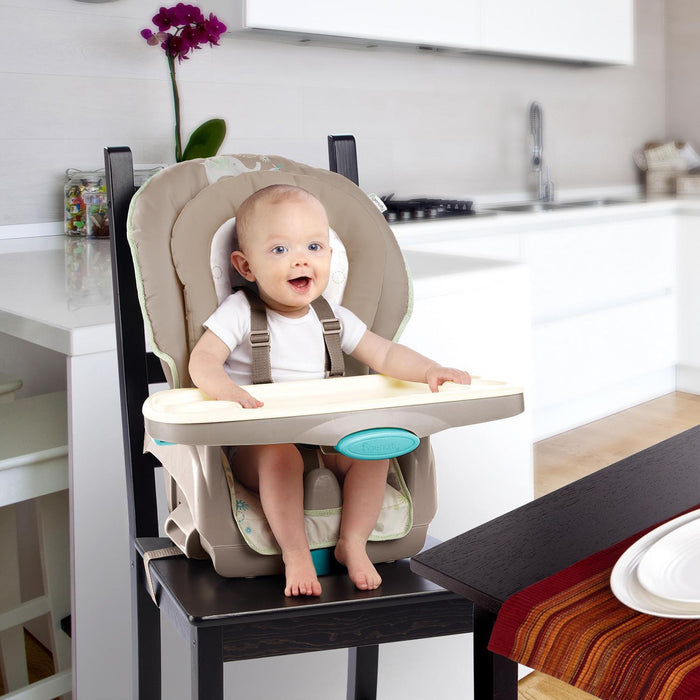 Ingenuity BS60314 Trio High Chair Deluxe - Sahara Burst