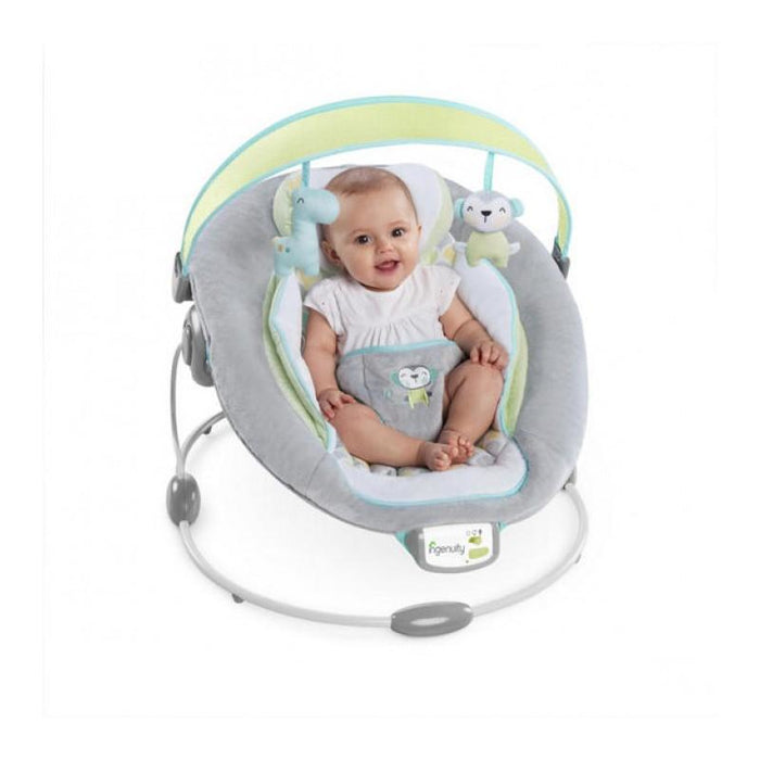 INGENUITY™ SOOTHE 'N DELIGHT BOUNCER™ - SAVVY SAFARI™_2