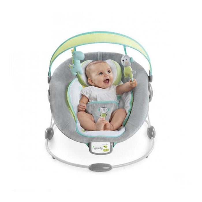 INGENUITY™ SOOTHE 'N DELIGHT BOUNCER™ - SAVVY SAFARI™_3