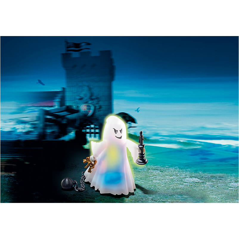 6042 Castle Ghost with Rainbow LED - Little Baby