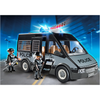 6043 Police Van with Lights and Sound - Little Baby