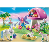 6055 Fairies with Toadstool House (Pre Order) - Little Baby