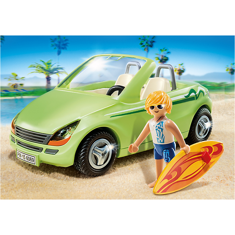 6069 Surfer with Convertible (Pre Order) - Little Baby