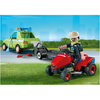 6111 Landscaper with Lawn Mower (Pre Order) - Little Baby Singapore - 4