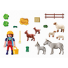 6133 Farm Animal Pen - Little Baby