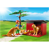 6134 Golden Retrievers with Toy - Little Baby