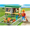 6140 Rabbit Pen with Hutch - Little Baby