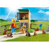 6140 Rabbit Pen with Hutch - Little Baby Singapore - 4