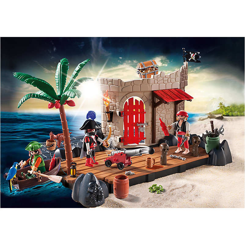 6146 Pirate Fort SuperSet - Little Baby Singapore - 1