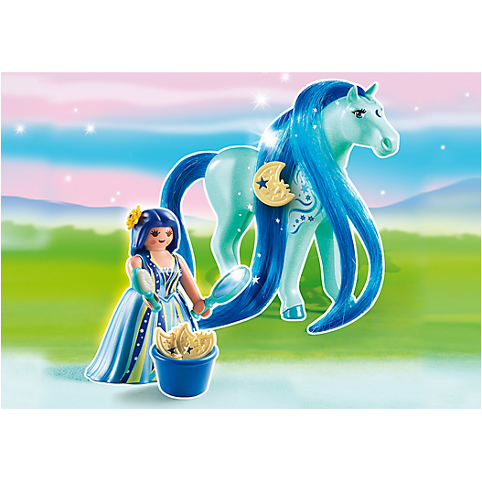 6169 Princess Luna with Horse *New!* - Little Baby