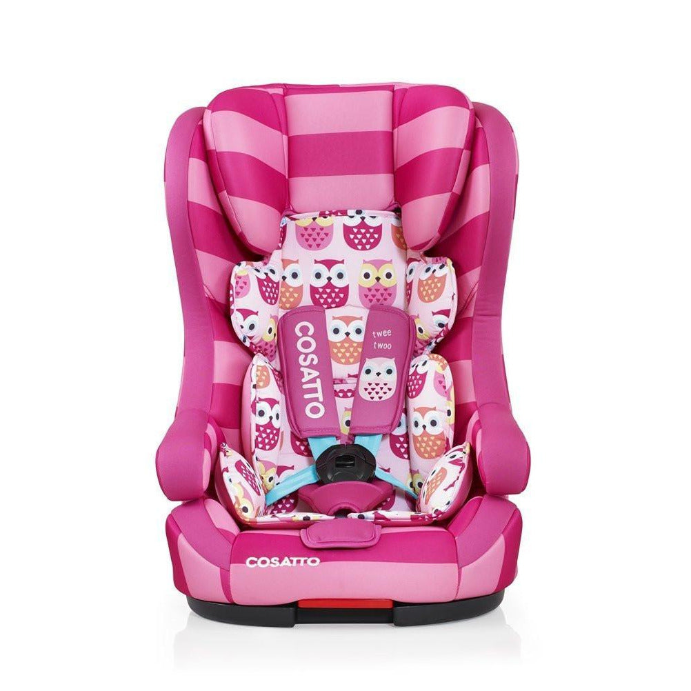Cosatto Hubbub ISO-FIX Group 123 Car Seat - Twee Too - Little Baby