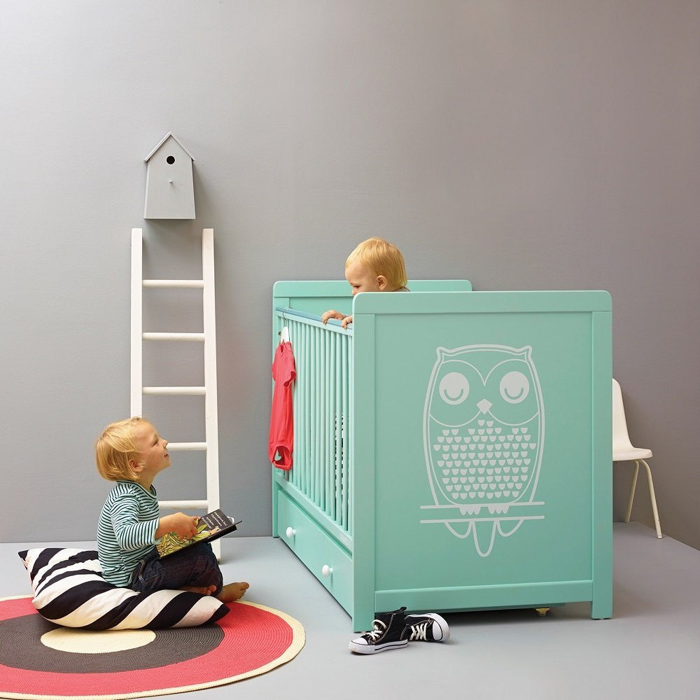 Cosatto Story Cotbed - Owlet - Little Baby Singapore - 1