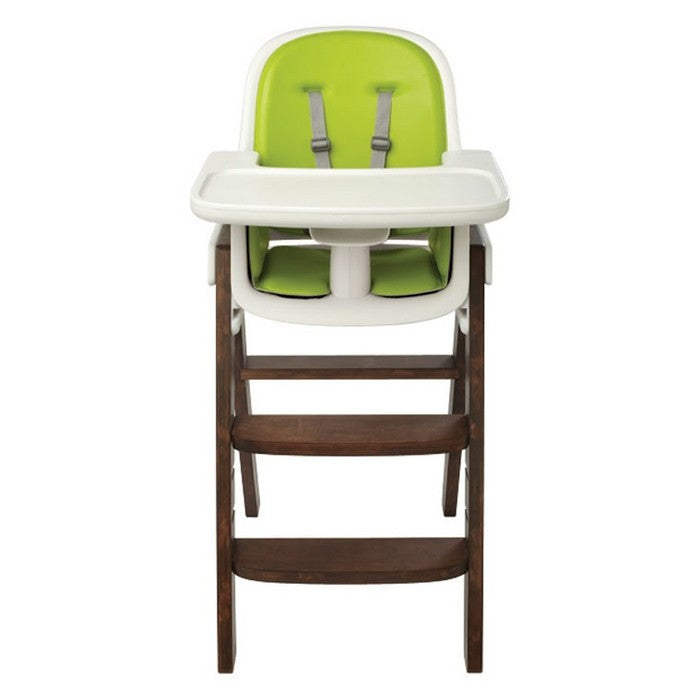 Oxo Tot Sprout High Chair - Green/Walnut - Little Baby
