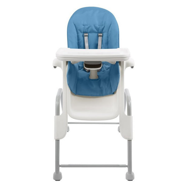 Oxo Tot Seedling High Chair - Aqua - Little Baby Singapore - 1