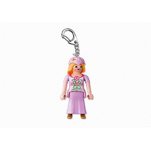 6618 Princess Keyring - Little Baby
