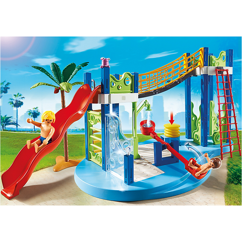 Playmobil 6670 Water Park Play Area *New!*