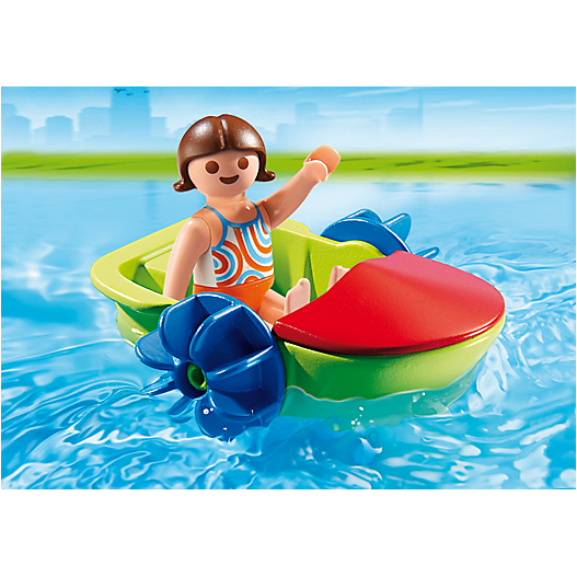 6675 Children's Paddle Boat *New!* - Little Baby Singapore - 1
