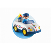 6797 1.2.3 Police Car - Little Baby