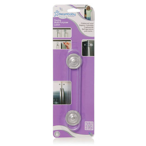 Dreambaby (30) Multi-Purpose Latch - Silver