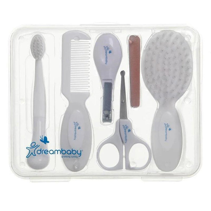 Dreambaby Grooming Kit Hard Case - White DB00333