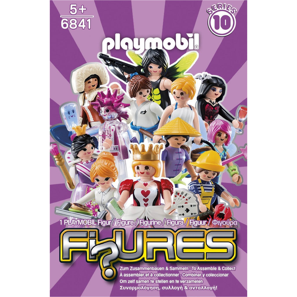 6841 PLAYMOBIL Fi?ures Series 10 Girls - Little Baby