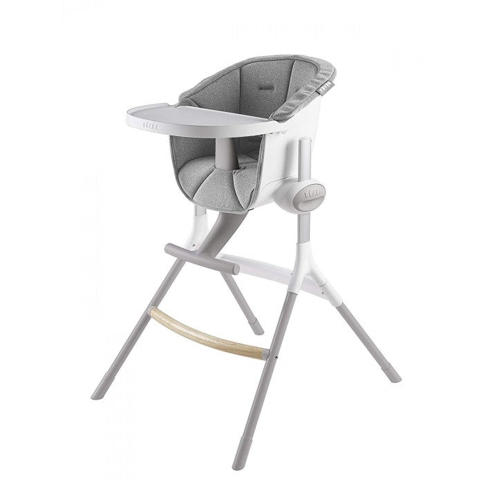 BEABA Comfy Seat Cushion For The Up & Down High Chair - Grey