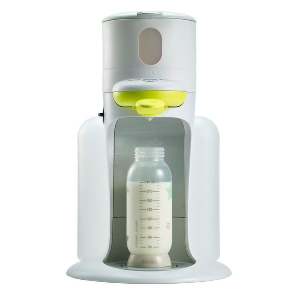 Beaba Bib'expresso : 3-in-1 baby bottle processor (Neon) - Little Baby