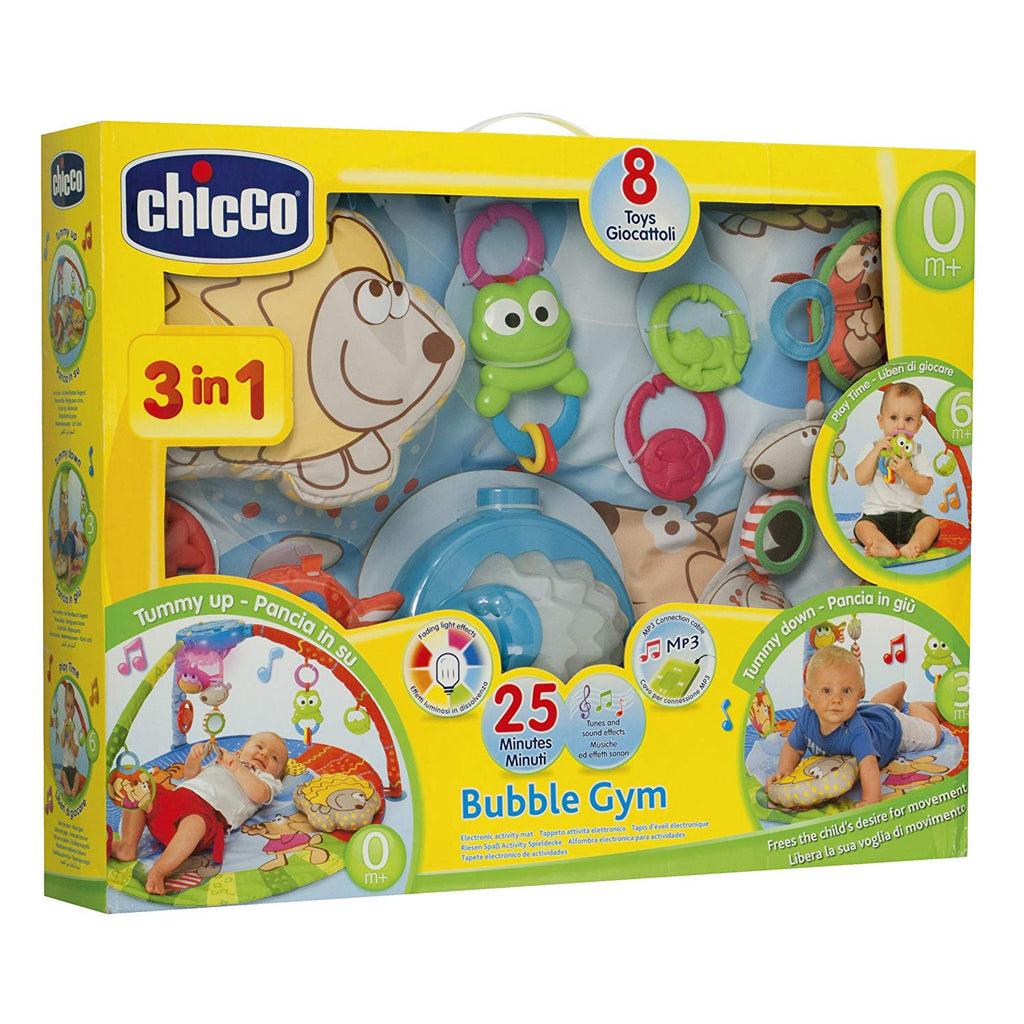 Chicco Bubble Gym Playmat