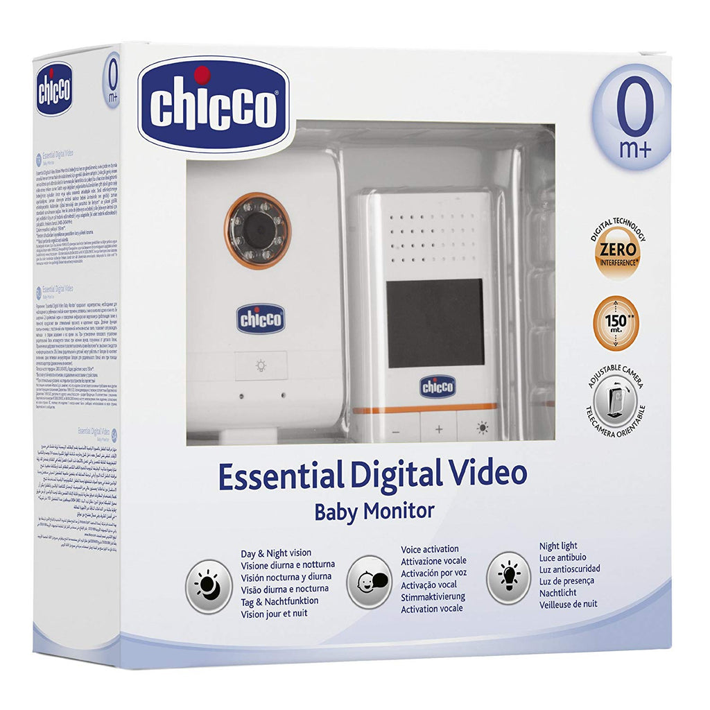 Chicco Baby Monitor Video Digital Essential Newge (Video)