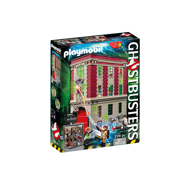 Playmobil Ghostbusters™ Firehouse