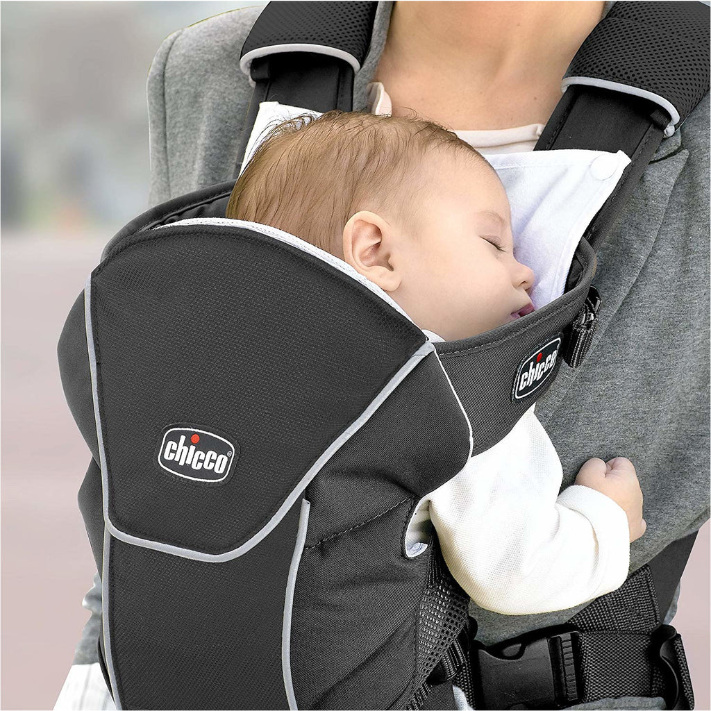 Chicco - Ultrasoft Magic Baby Carrier Black USA