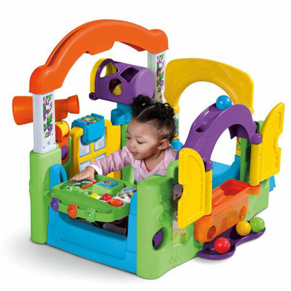 Little Tikes Discover Sounds ACTIVITY GARDEN - Little Baby