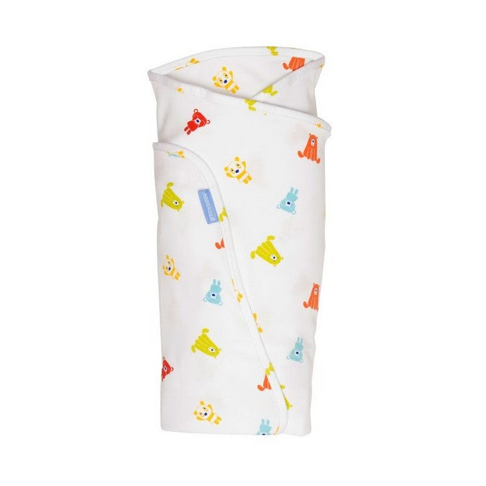 Gro Swaddle - Spotty Bear Twin Pack