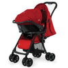 Joie Aire+ Travel System LADYBIRD - Little Baby Singapore - 2