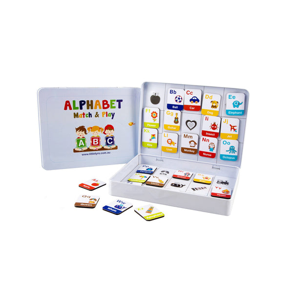 Little Tyro Alphabet Match & Play - Little Baby