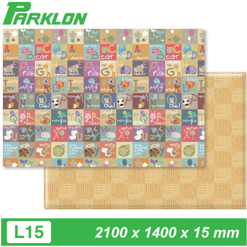 Parklon Playmat - Animal A-Z (L15) - Little Baby Singapore - 6
