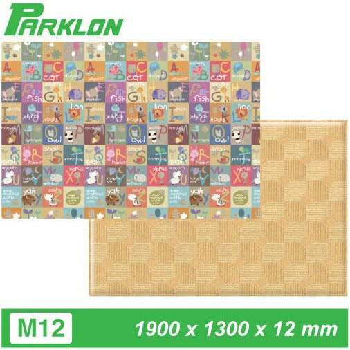 Parklon Playmat - Animal A-Z (M12) - Little Baby Singapore - 6