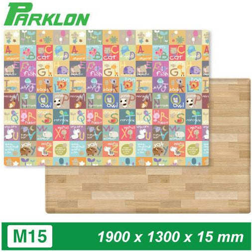 Parklon Playmat - Animal A-Z (M15) - Little Baby Singapore - 8